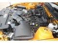 2007 Grabber Orange Ford Mustang V6 Premium Convertible  photo #15