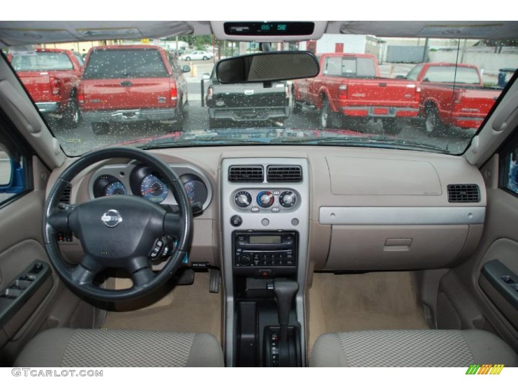 2002 Nissan Frontier Se Crew Cab Dashboard Photos