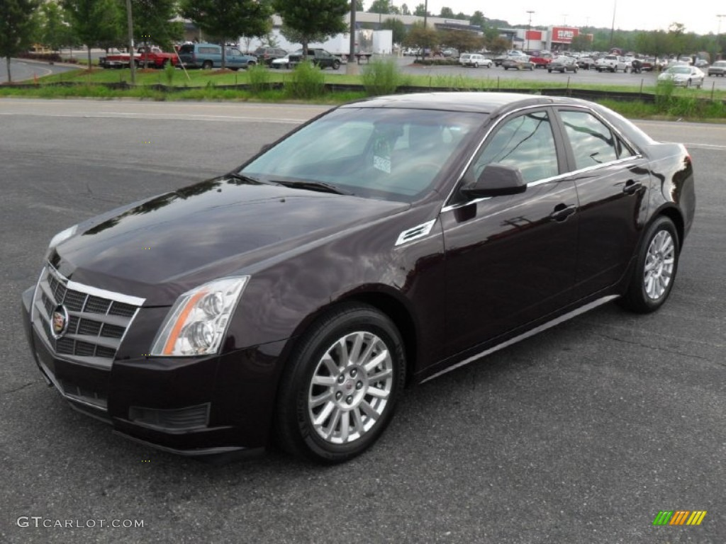 2010 black cherry cadillac cts 3 0 sedan 52150405 photo. Black Bedroom Furniture Sets. Home Design Ideas