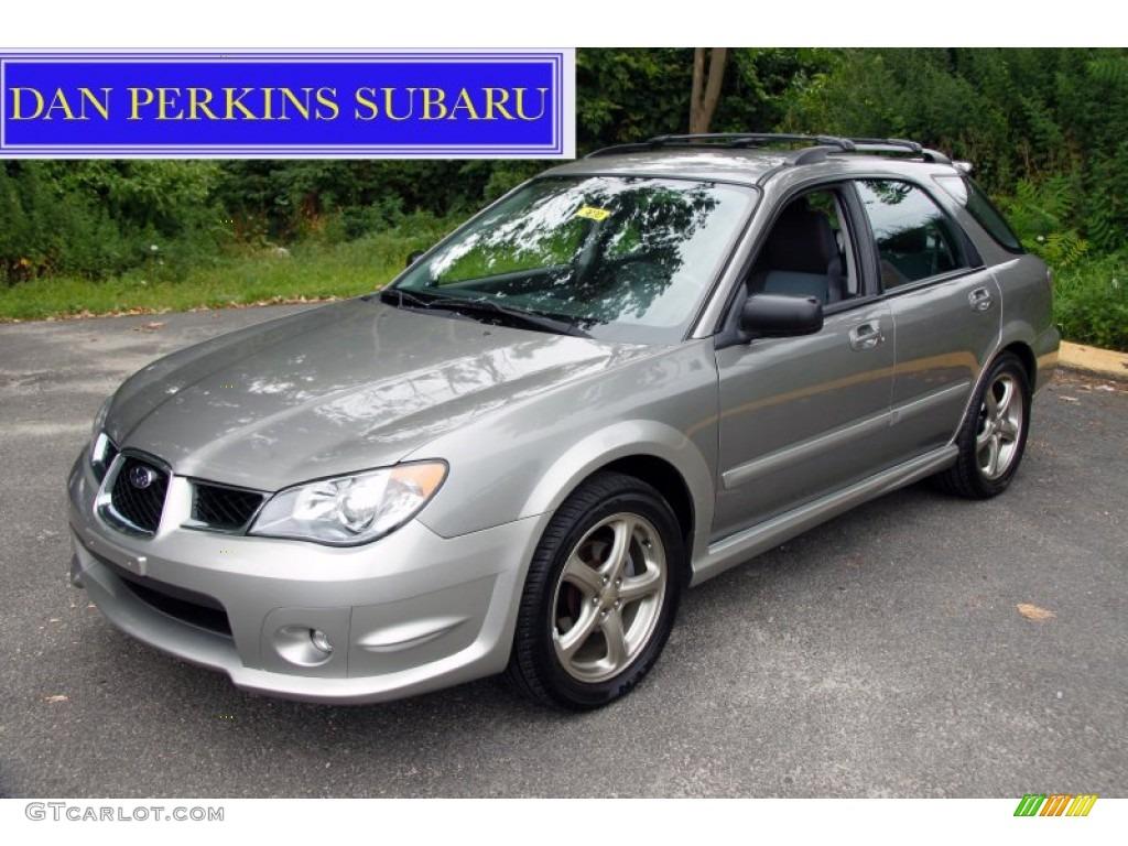 2006 Subaru Impreza Sport Wagon The Wagon