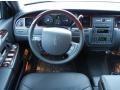 2011 Lincoln Town Car Black Interior Dashboard Photo