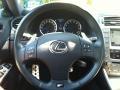 Black Steering Wheel Photo for 2008 Lexus IS #52212799