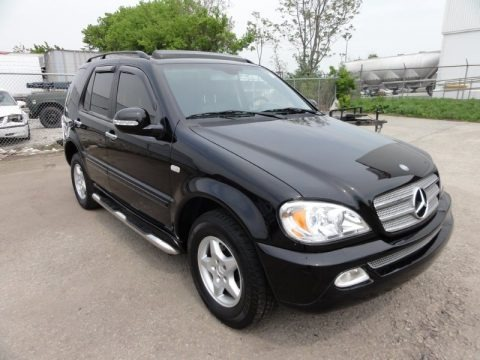 2001 mercedes benz ml 320 4matic data info and specs. Black Bedroom Furniture Sets. Home Design Ideas