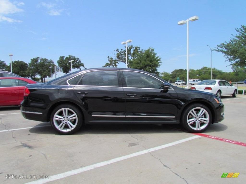 Black 2012 Volkswagen Passat Tdi Sel Exterior Photo 52220500 Gtcarlot Com