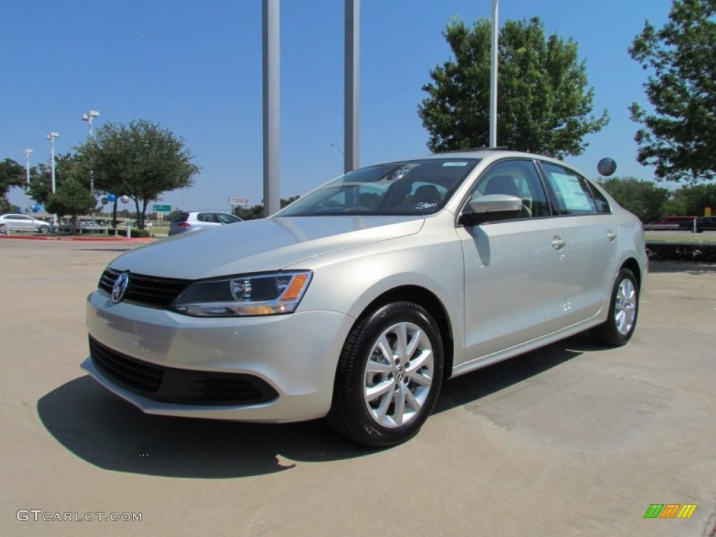 2012 white gold metallic volkswagen jetta se sedan 52200953 car color galleries. Black Bedroom Furniture Sets. Home Design Ideas