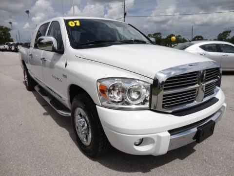 2007 dodge ram 1500 laramie mega cab data info and specs. Black Bedroom Furniture Sets. Home Design Ideas