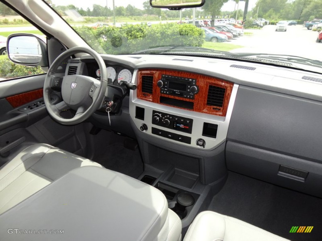 2007 Dodge Ram 1500 Laramie Mega Cab Dashboard Photos