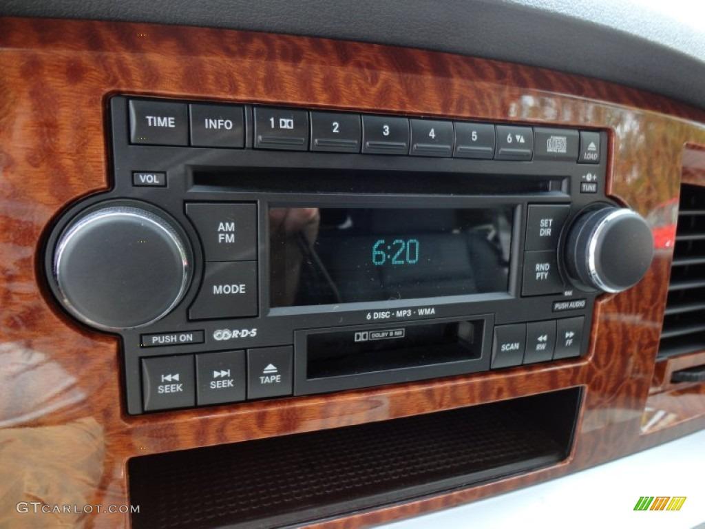 2007 Dodge Ram 1500 Laramie Mega Cab Controls Photo #52222420