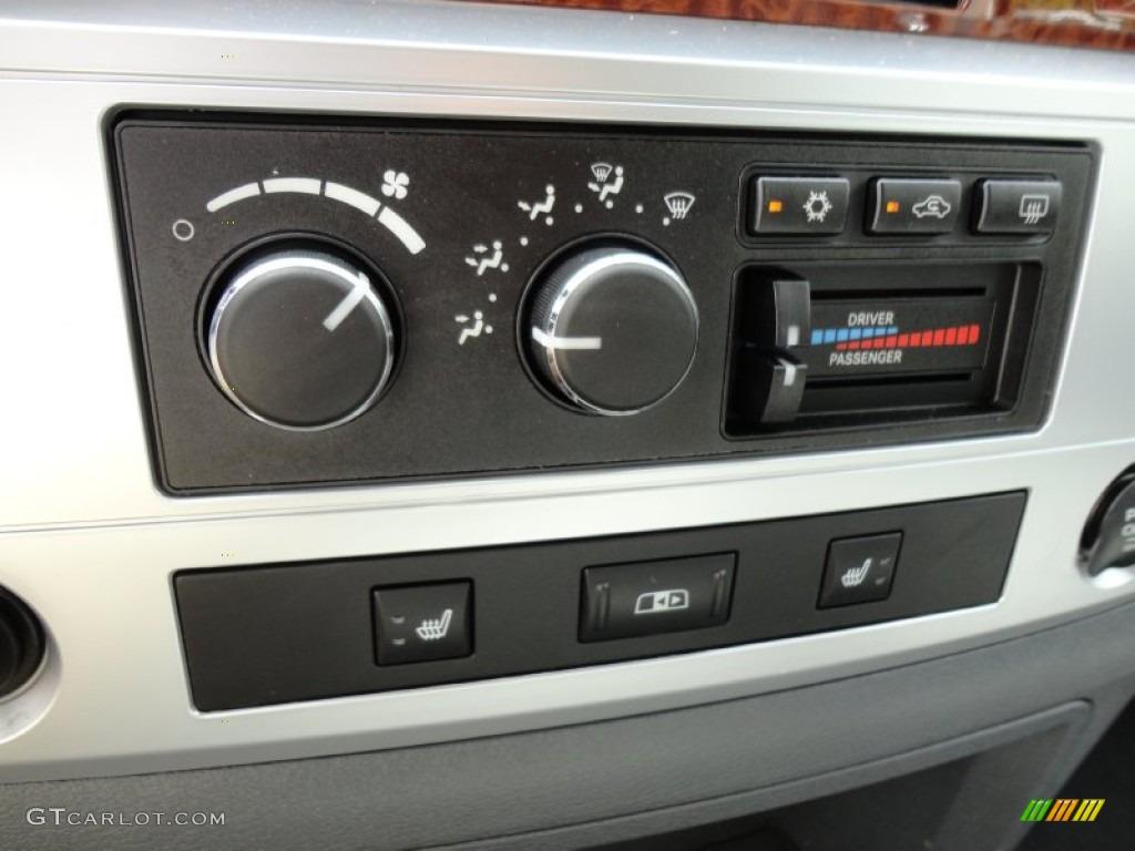 2007 Dodge Ram 1500 Laramie Mega Cab Controls Photos