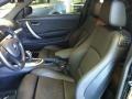 2011 1 Series 135i Coupe Black Interior