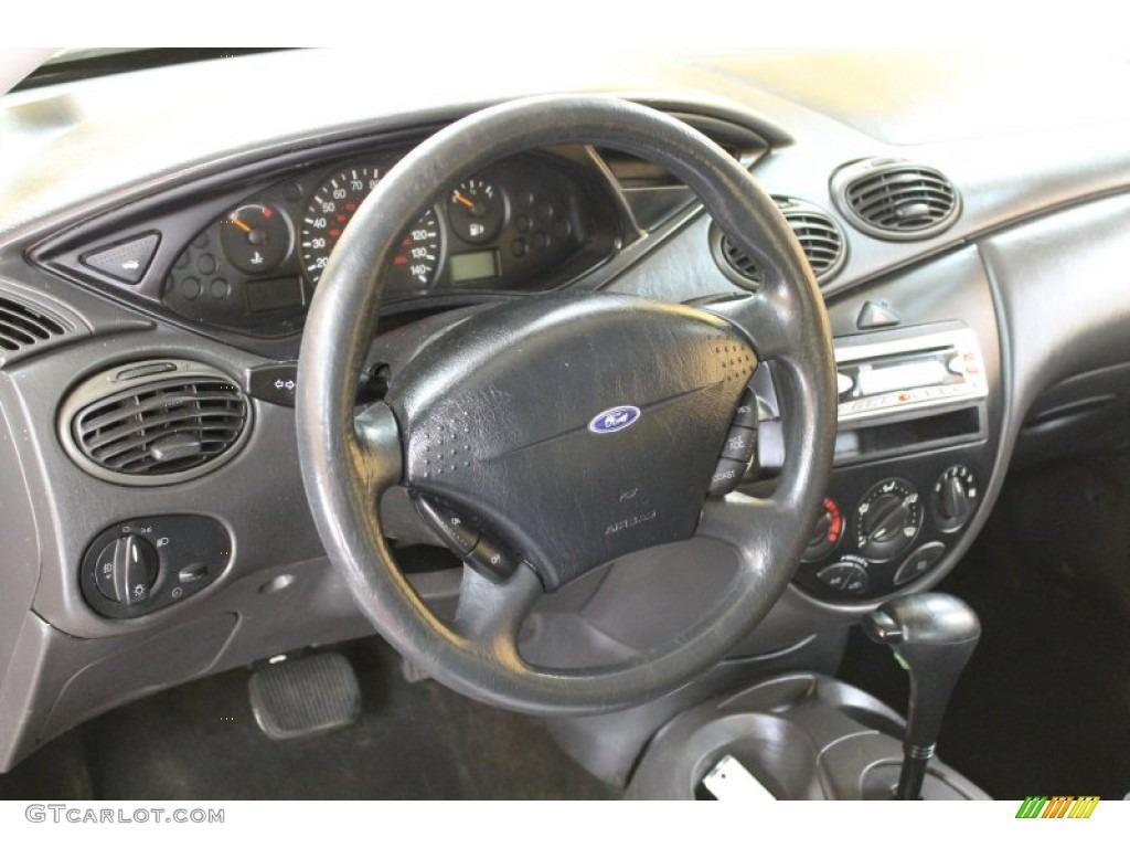 2001 Ford Focus Se Sedan Interior Photo 52240450 Gtcarlot Com