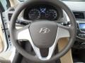 2012 Accent GLS 4 Door Steering Wheel