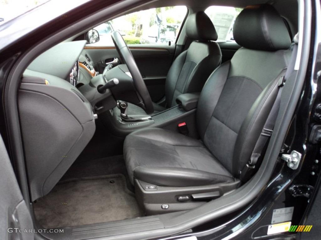 2011 Chevrolet Malibu Lt Interior Photo 52252522