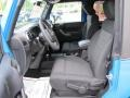 2011 Cosmos Blue Jeep Wrangler Sport S 4x4  photo #7