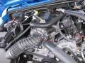 2011 Cosmos Blue Jeep Wrangler Sport S 4x4  photo #11