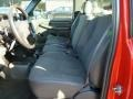 2005 Victory Red Chevrolet Silverado 1500 Regular Cab 4x4  photo #14