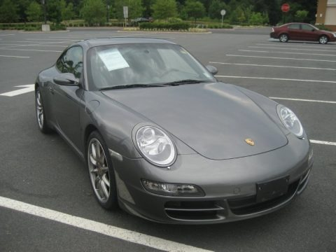 2007 Porsche 911 Carrera S Coupe Data, Info and Specs