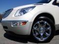 2009 White Opal Buick Enclave CXL AWD  photo #2