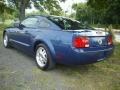 2007 Vista Blue Metallic Ford Mustang V6 Premium Coupe  photo #3