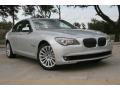 Titanium Silver Metallic 2012 BMW 7 Series Gallery