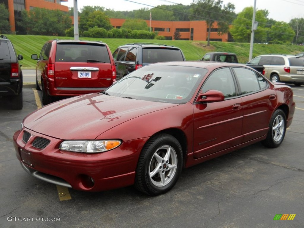 2002 Pontiac Grand Prix Gt >> 2002 Redfire Metallic Pontiac Grand Prix Gt Sedan 52256303