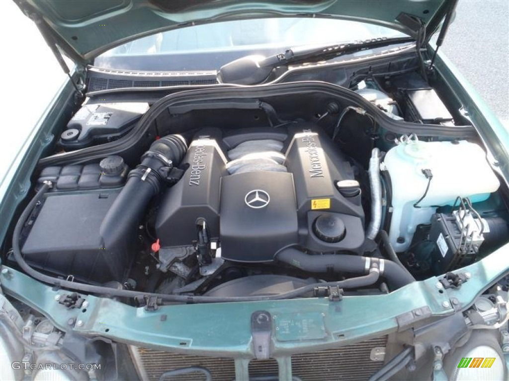 1999 mercedes clk 320 coupe engine photos gtcarlot