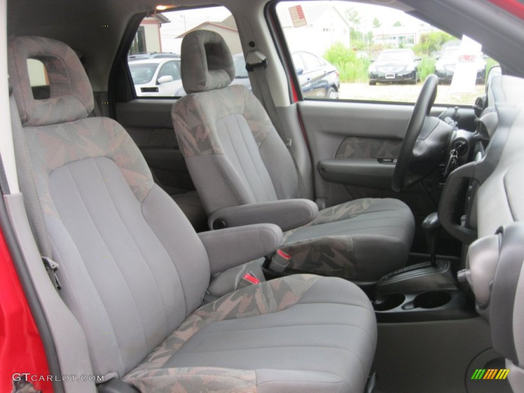 dark gray interior 2001 pontiac aztek awd photo 52304597. Black Bedroom Furniture Sets. Home Design Ideas