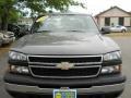 2006 Graystone Metallic Chevrolet Silverado 1500 LS Extended Cab 4x4  photo #16