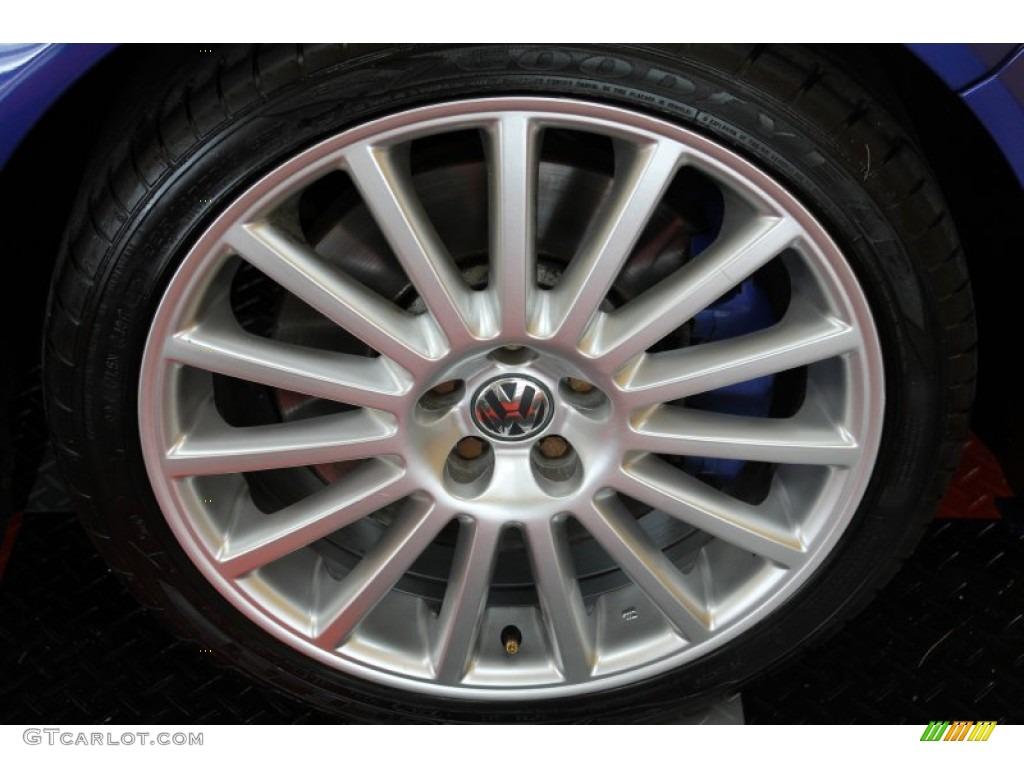 2004 Volkswagen R32 Standard R32 Model Wheel Photo