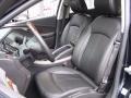 2011 LaCrosse CXS Ebony Interior