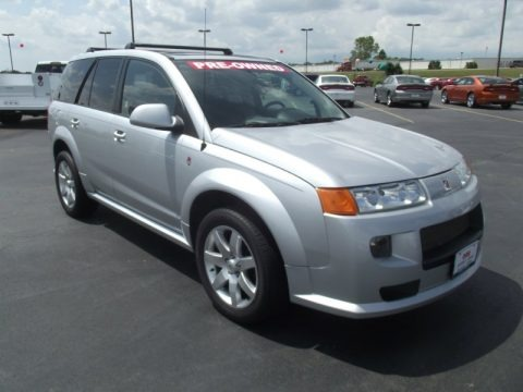 2005 Saturn VUE Red Line Data, Info and Specs
