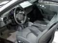 Stone Grey Interior Photo for 2007 Porsche 911 #52318