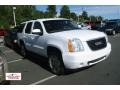 Summit White 2008 GMC Yukon SLE 4x4