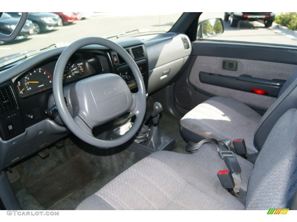 1997 Toyota Tacoma V6 Extended Cab 4x4 Interior Photo