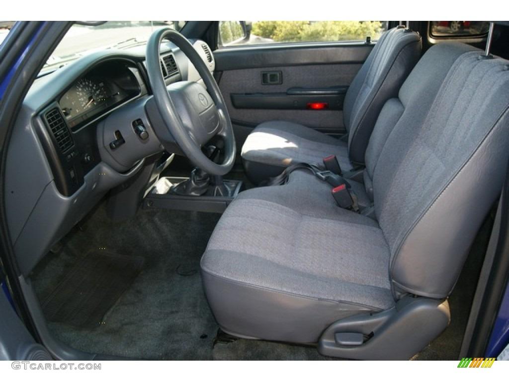 1997 toyota tacoma v6 extended cab 4x4 interior photo - 1997 toyota tacoma interior parts ...