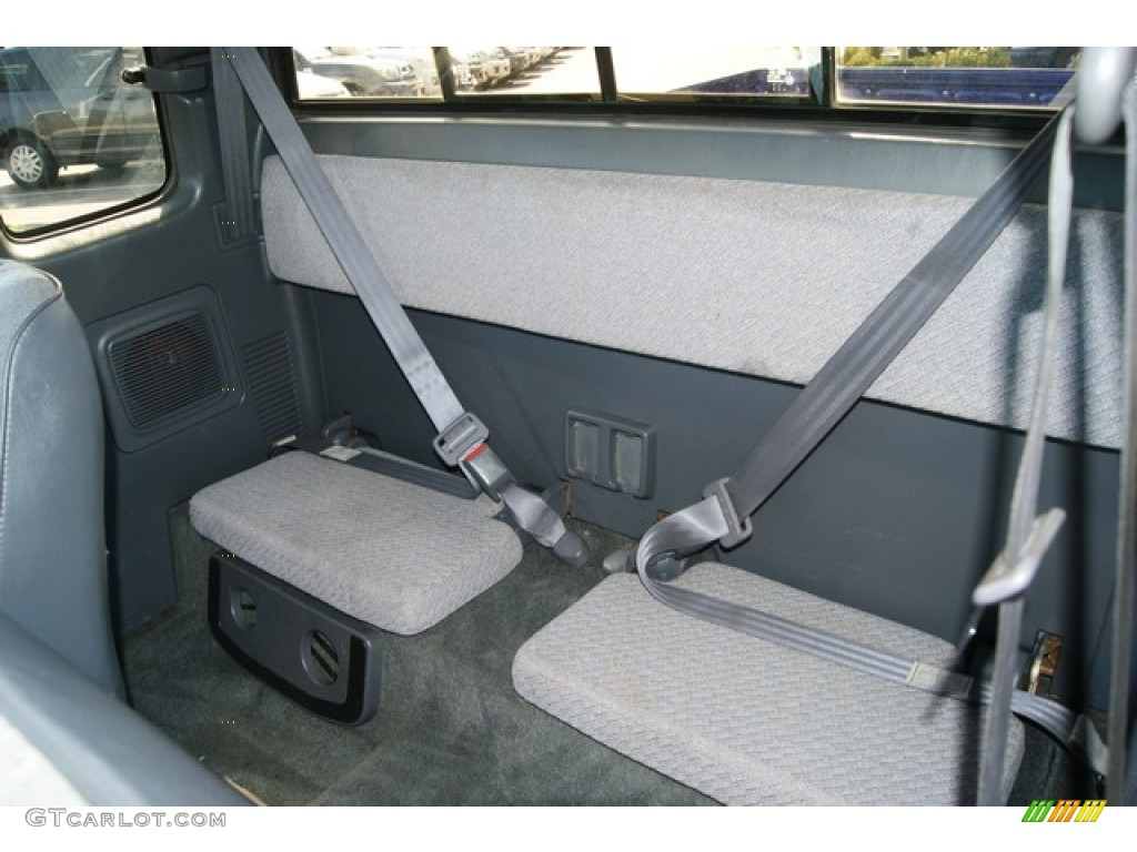 1997 Toyota Tacoma V6 Extended Cab 4x4 Interior Photo