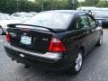 2005 Pitch Black Ford Focus ZX4 ST Sedan  photo #4