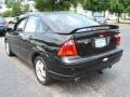 2005 Pitch Black Ford Focus ZX4 ST Sedan  photo #6