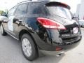 2011 Super Black Nissan Murano SL  photo #3