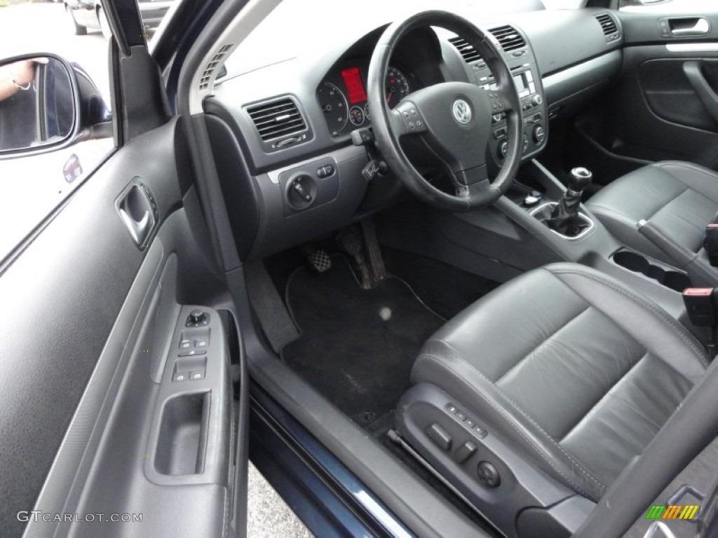 2006 Volkswagen Jetta Tdi Sedan Interior Photo 52332519