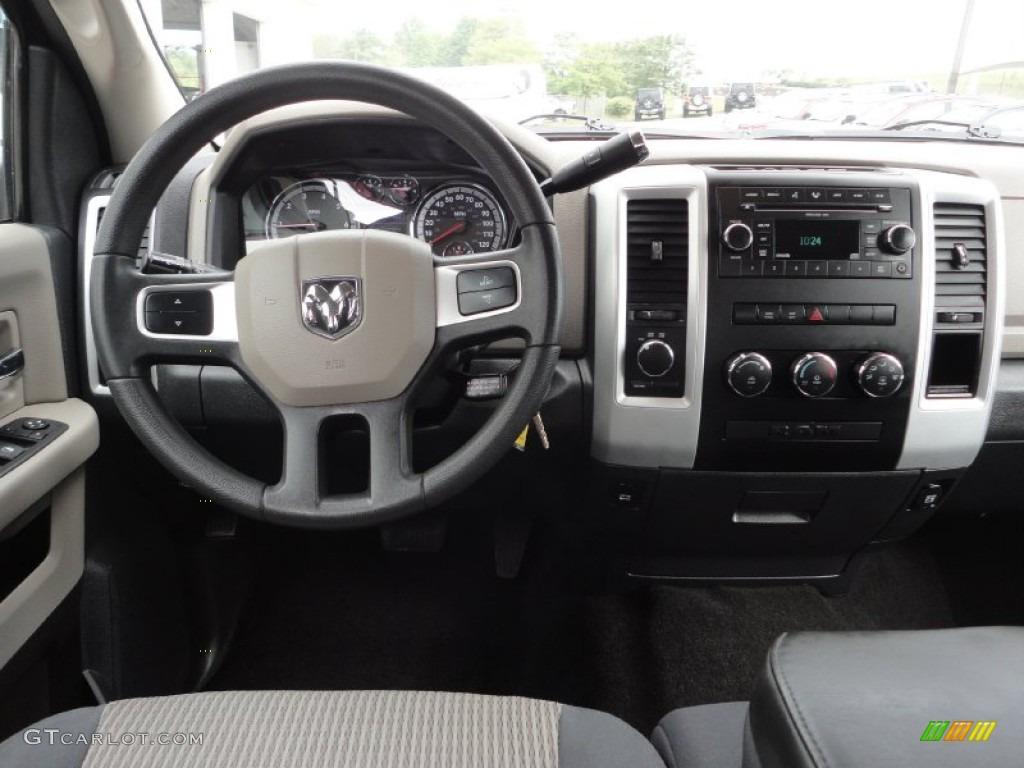 2009 Dodge Ram 1500 Slt Crew Cab 4x4 Dark Slate Medium