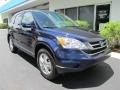 2011 Royal Blue Pearl Honda CR-V EX-L  photo #1