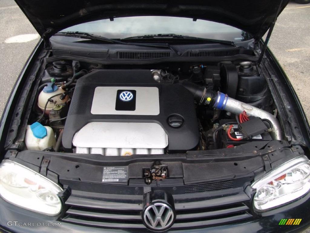 Volkswagen Gti Vr6 Specs >> 2003 Volkswagen GTI VR6 2.8 Liter DOHC 24 Valve V6 Engine Photo #52342425 | GTCarLot.com
