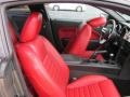Red Leather Interior Photo for 2005 Ford Mustang #52343166