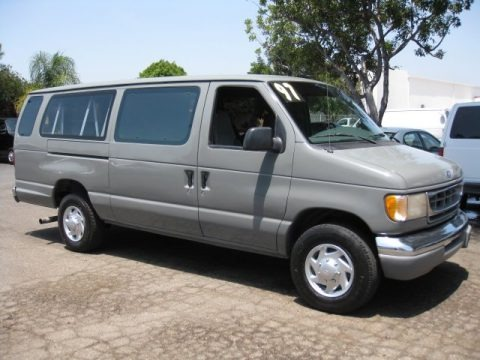 1997 ford e series van data info and specs. Black Bedroom Furniture Sets. Home Design Ideas