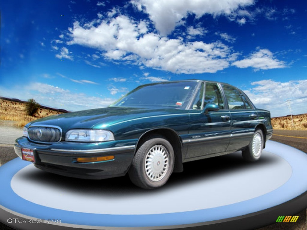 on 1999 Buick Lesabre Red