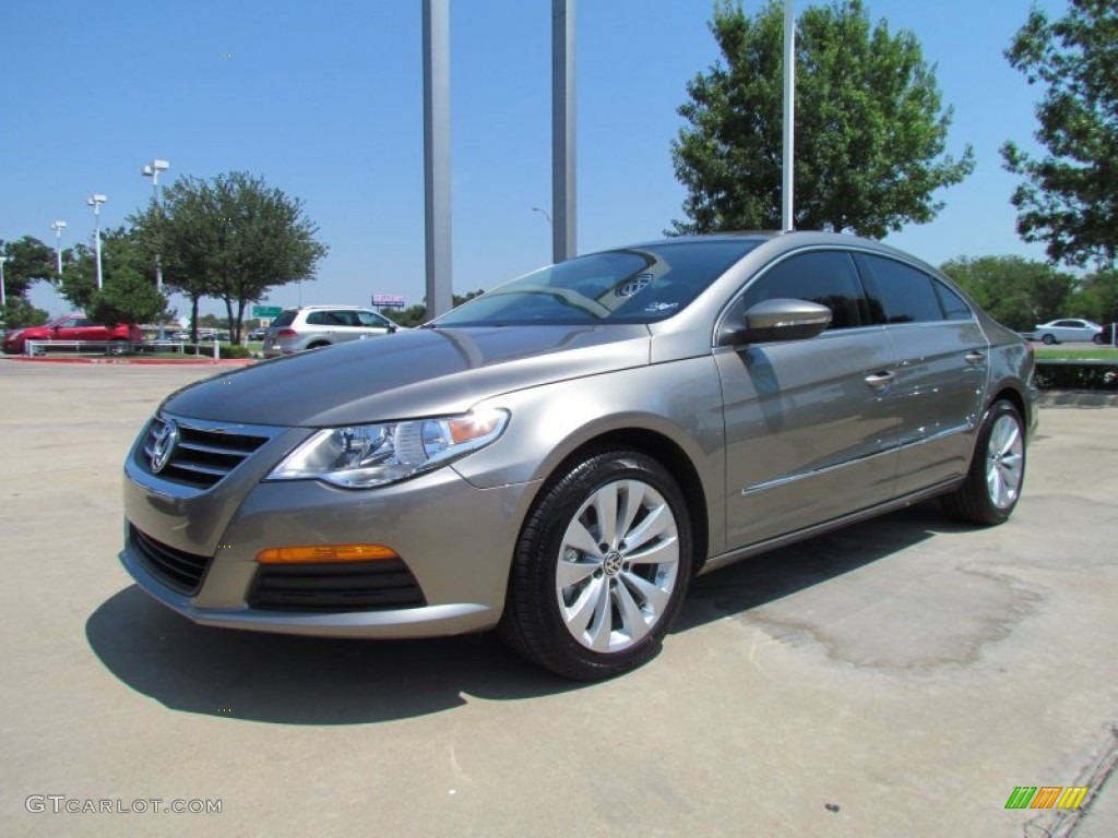 light brown metallic 2012 volkswagen cc sport exterior photo 52354194. Black Bedroom Furniture Sets. Home Design Ideas