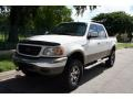 Oxford White 2003 Ford F150 King Ranch SuperCrew 4x4