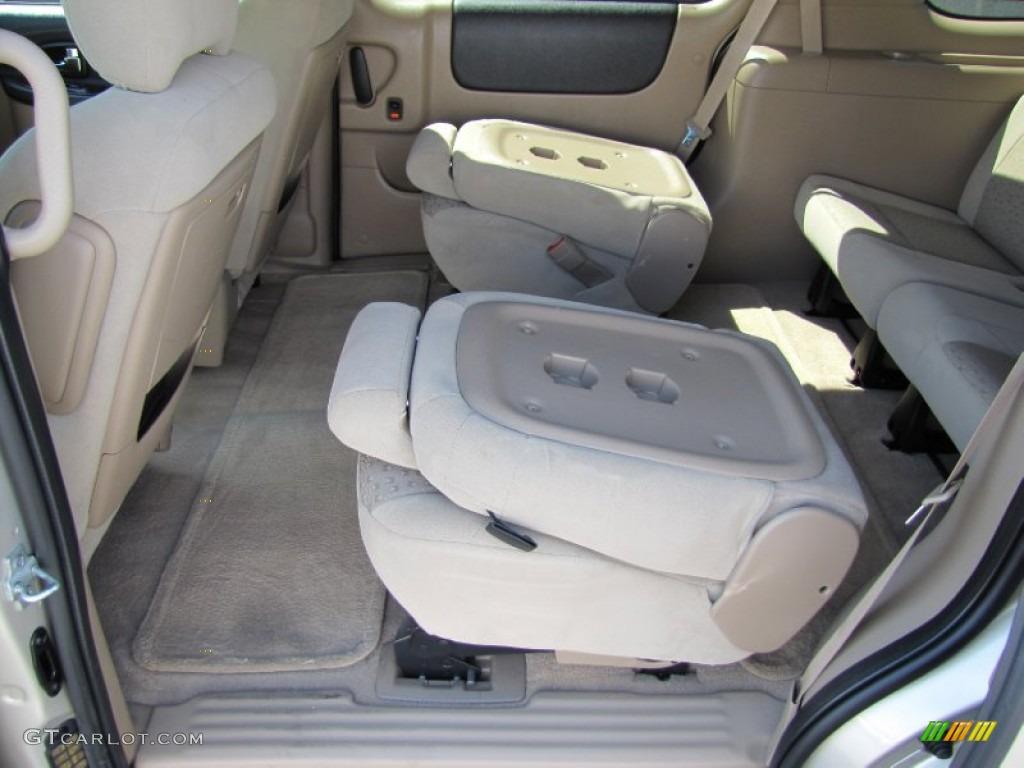 Cashmere Interior 2007 Chevrolet Uplander Ls Photo 52358412