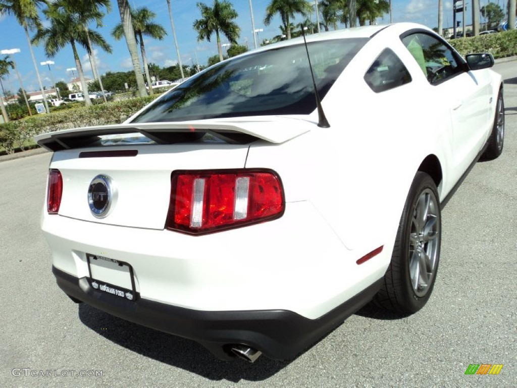 2011 performance white ford mustang gt premium coupe 52362038 photo 5 car. Black Bedroom Furniture Sets. Home Design Ideas
